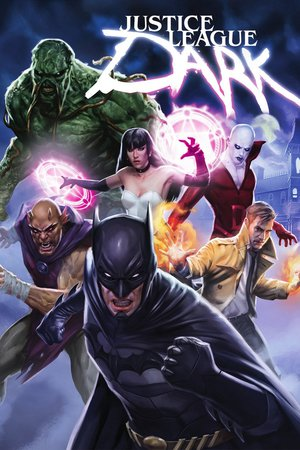 Poster Justice League Dark 2017