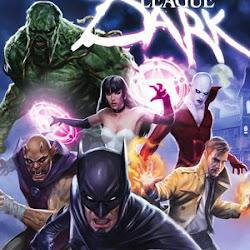Poster Justice League Dark 2017