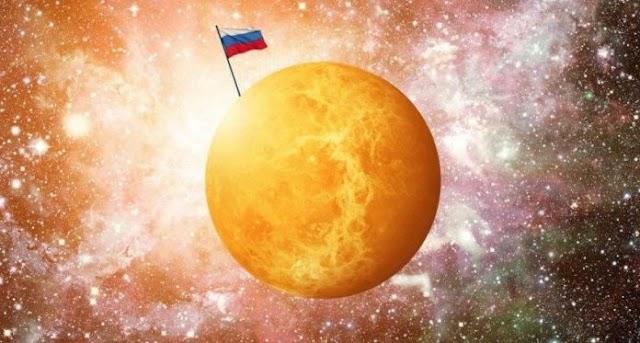 O planeta Vênus pertence a Rússia? A Rússia afirma que sim