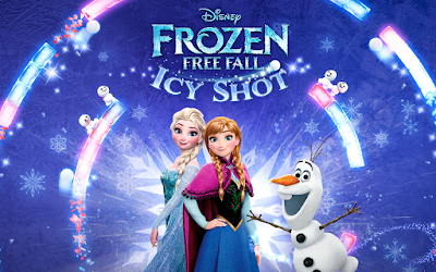 Frozen Free Fall MOD v6.6.0 Icy Shot Apk Terbaru For Android