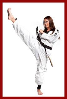Kung Fu, Karate and taekwondo
