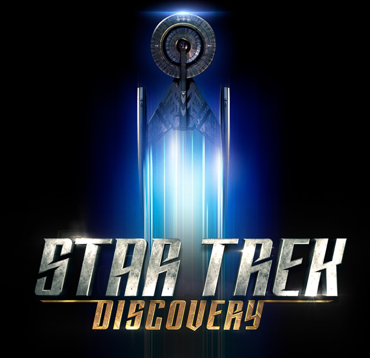 CBS Have Also Released An Animated Version Of This Image Via Twitter Discovery Begins September 24 StarTrekDiscovery