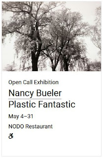 Nancy Bueler Plastic Fantastic Exhibition at CONTACT 2019