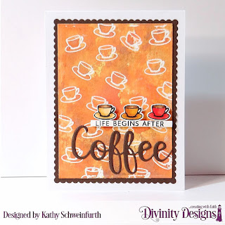 Stamp/Die Duos: Perk Up, Custom Dies: Scalloped Rectangles, Rectangles, Sentiment Strips