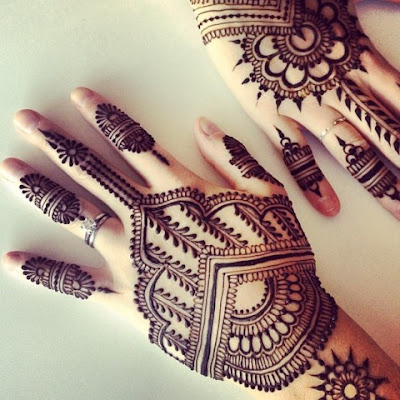 beautiful and easy mehndi designs 2018