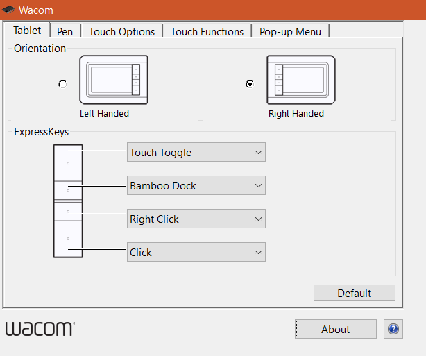 Tips on using Wacom tablets with smaller Windows tablets Part 2