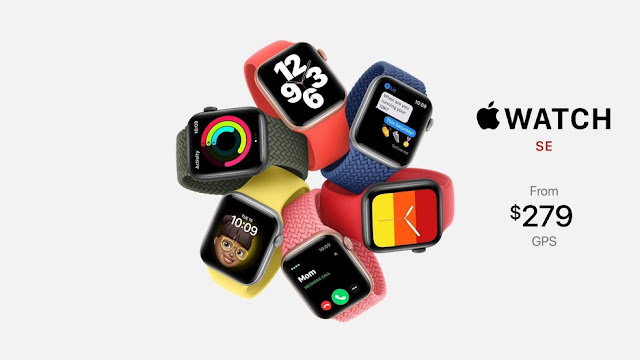 Apple, Apple Watch SE