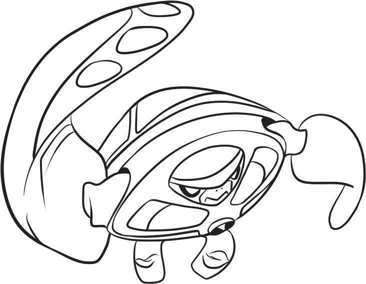 Ben 10 Ultimate Alien: Desenhos Para Colorir