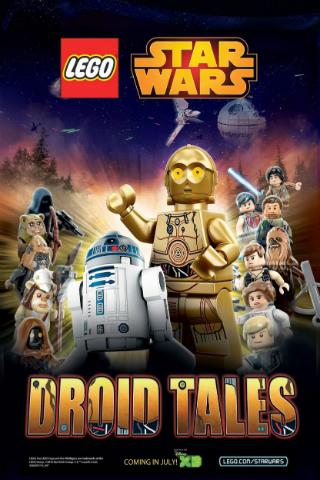 Lego Star Wars: Droid Tales [Latino][DVD 5]