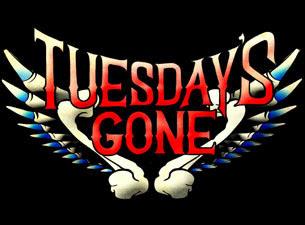 """Dibujo de la canción """"Tuesday's gone"""""""