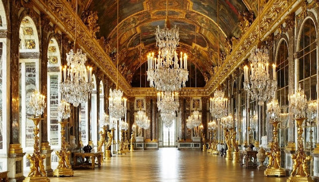 Palácio e Jardins de Versalhes | França