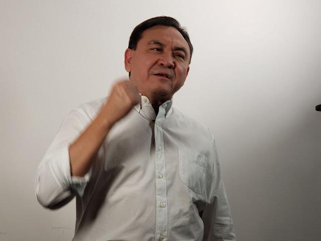 Es una decisión injusta, se violaron mis derechos político: Liborio Vidal