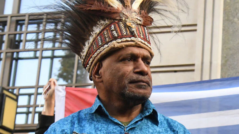 Presiden Papua Barat Benny Wenda Resmi Rilis 12 Kabinet: Kami Setara dengan RI!