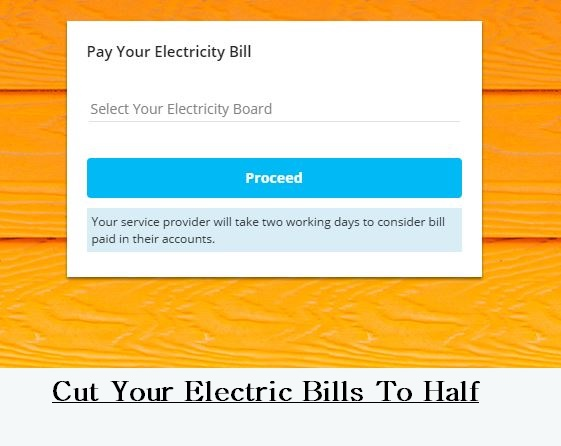 Pay Less: Save Money While You Make Electricity Bill Payment Online