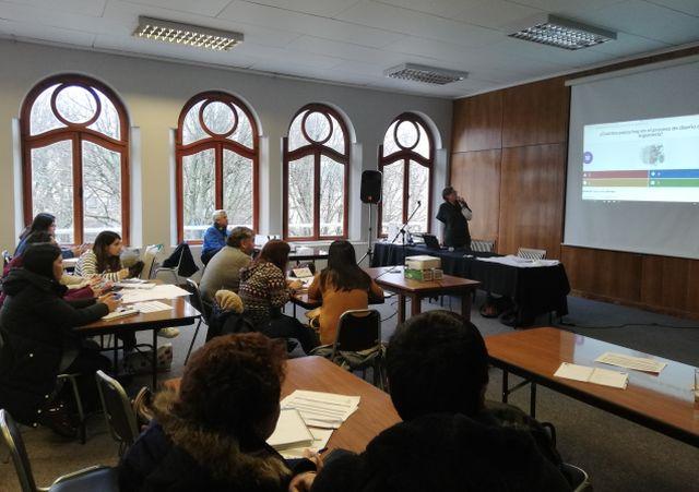 Alta UACh presenta claves sobre innovación y creatividad en el aula