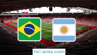 موعد مباراة الارجنتين والبرازيل في نهائي كوبا أمريكا