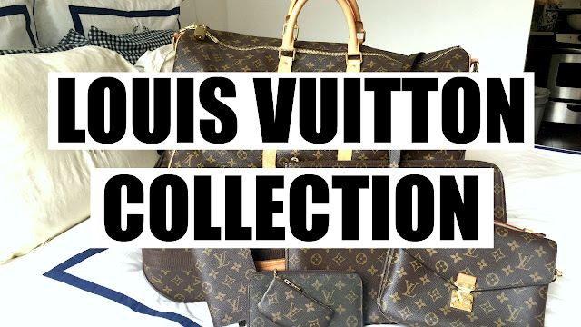 YouTube, Louis Vuitton Collection, Must have designer handbags, Covering the Bases blog