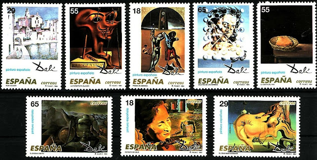 Spain Salvador Dali