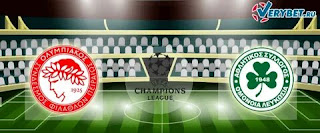 Олимпиакос — Омония: прогноз на матч, где будет трансляция смотреть онлайн в 22:00 МСК. 23.09.2020г.