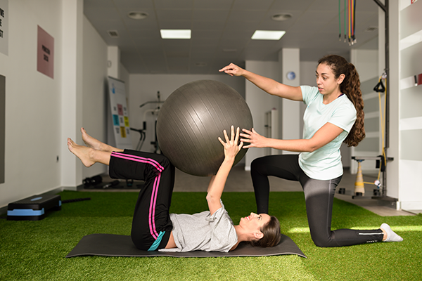 theraputic exercies التمارين العلاجية