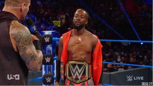 Download WWE SmackDown Live 23rd July 2019 Full Episode HD 360p | Moviesda 2