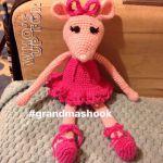 http://grandmashook.blogspot.com.es/2017/05/ballerina-amigurumi.html