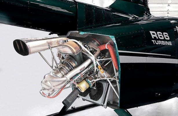 Robinson R66 Turbine specs