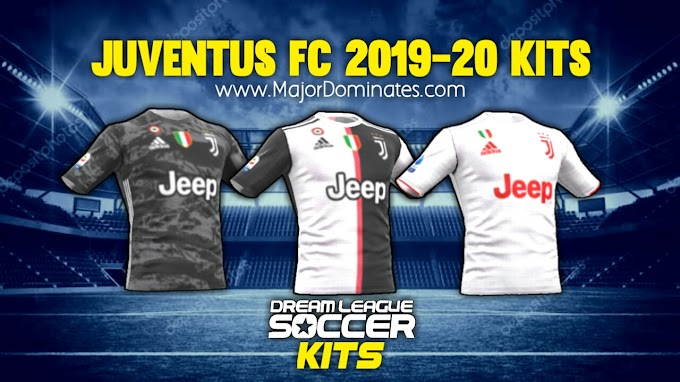 Juventus FC Kit 2019-20 for Dream League Soccer 2019 - Dls Kits