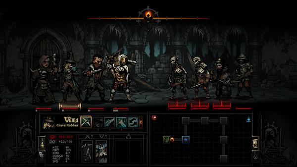 Download Darkest Dungeon Torrent PC
