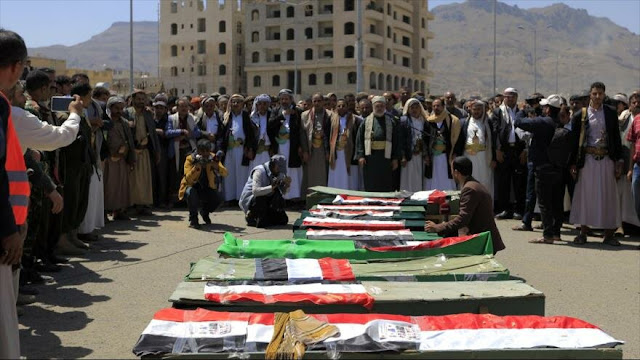 Oenegés piden a ONU señalar a Riad por masacre de civiles en Yemen