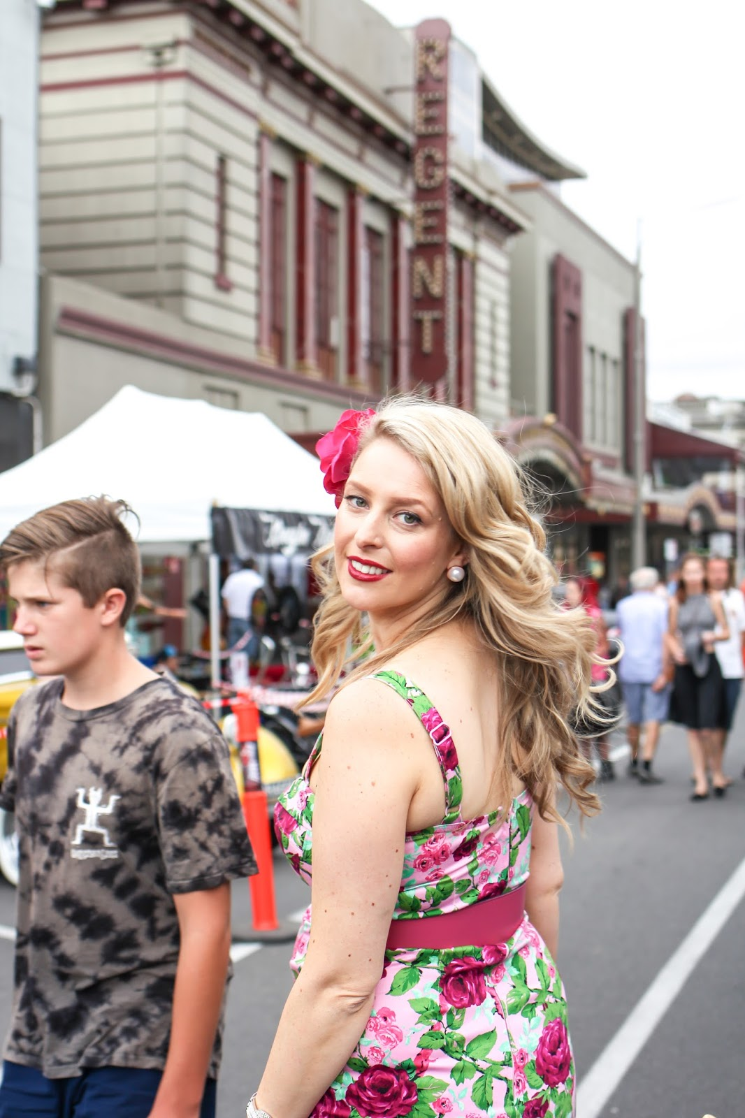 Goldfields Girl at Ballarat Beat Rockabilly Festival. Visit the Goldfields Girl blog for more fashion and lifestyle inspiration