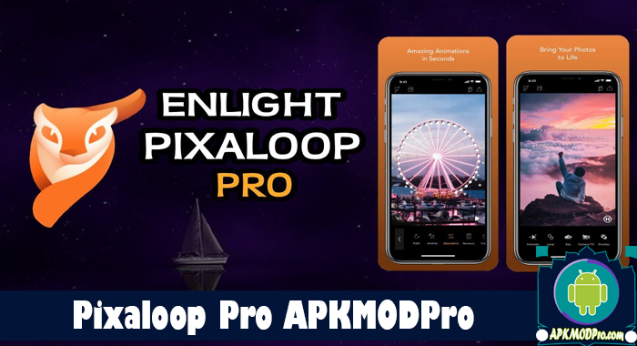 Enlight Pixaloop Pro APK 1.1.0 (MOD Unlocked All) Terbaru 2020