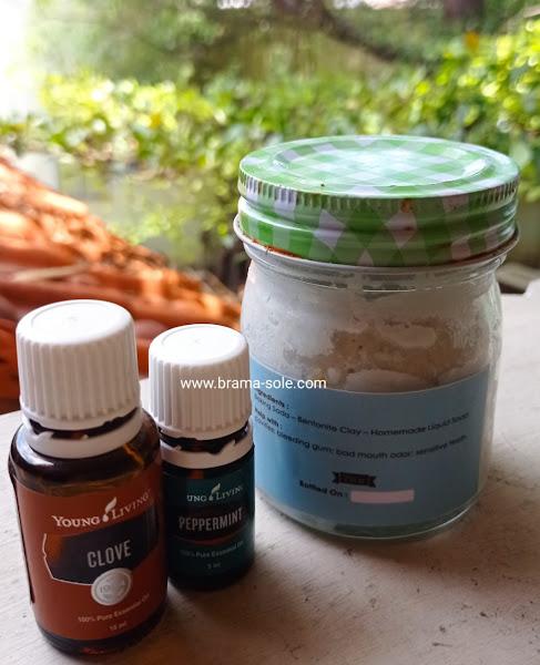 Essential Oil untuk perawatan gigi di rumah
