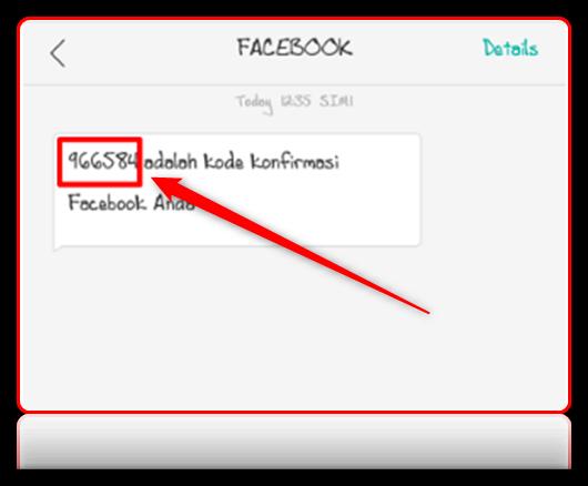 cara mengubah nomor telepon utama di facebook