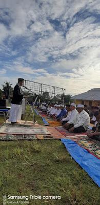 Pemerintah Kecamatan Air Putih Gelar Kegiatan Idul Adha 1440 H