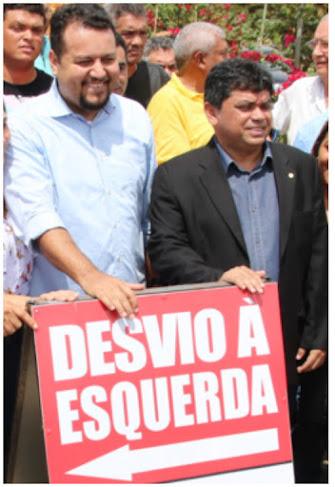 Secretários Clayton Noleto e Márcio Jerry, colocam governo Flávio Dino sob suspeição!!!