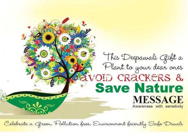 diwali eco friendly quotes