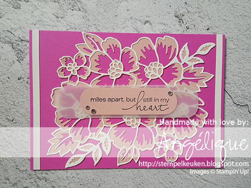 de Stempelkeuken Stampin'Up! producten koopt u bij de Stempelkeuken #stempelkeuken #stampinup #stampinupnl #stampinupnederland #blossomsinbloom #diecutting #bigshot #cardmaking #kaartenmaken #echtepostiszoveelleuker #snailmail #handmadecards #handgemaaktekaarten #milesapart #lovemyjob #girlboss #bloom #voorjaar #lente #spring #denhaag #diy #basteln #knutselen #westland #rijswijk #delft #haken #breien #handwerk