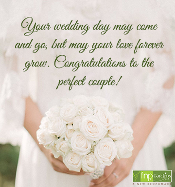 Special words for daughter getting married