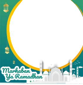 Download Kumpulan Twibbon Ramadhan powerpoint