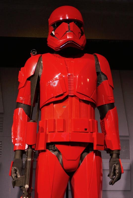 Star Wars Rise of Skywalker Sith Trooper suit
