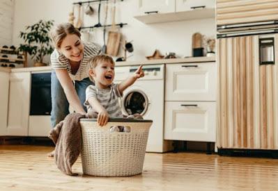 Mengisi waktu luang bersama si kecil di rumah