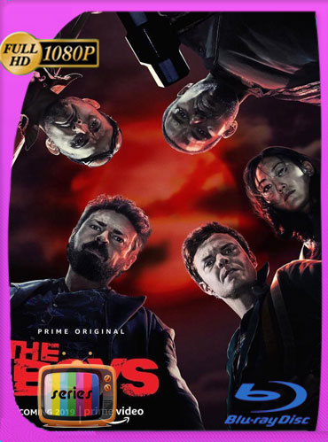 The Boys (2019) Temporada 1 HD [1080p] Latino Dual [GoogleDrive] TeslavoHD