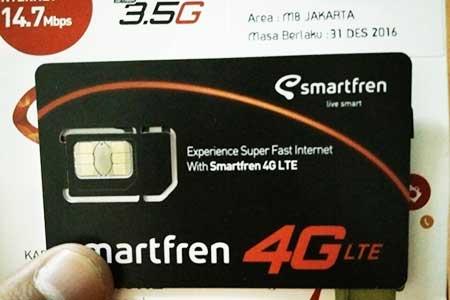 Apakah Kartu Smartfren Bisa Didaftarkan BNI SMS Banking