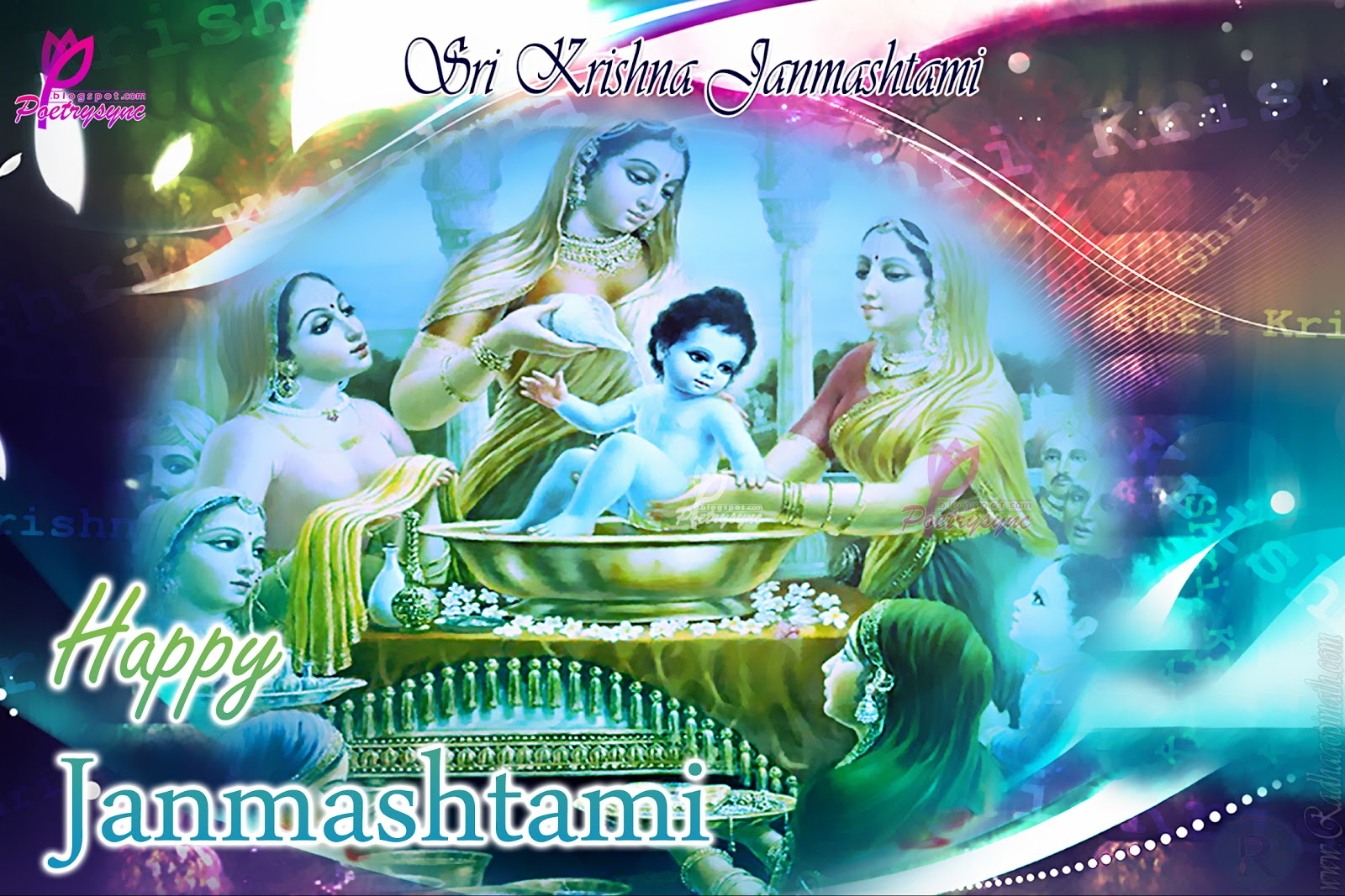 Krishna Janmashtami Image Hd 2017 The Galleries Of Hd Wallpaper