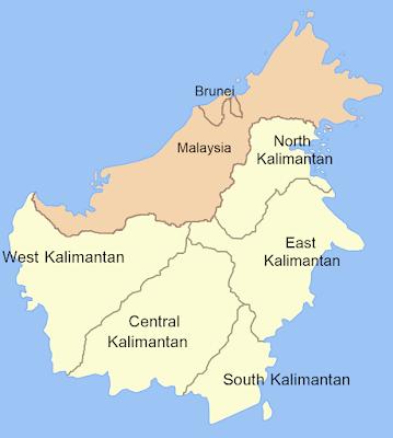 Daerah Kalimantan Yang Banyak Burung Waletnya