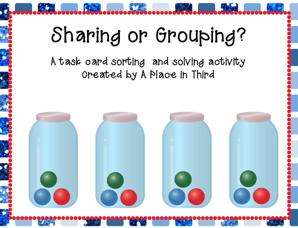 A Place In 3rd Division Sharing Or Grouping
