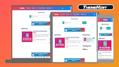 TrueURL Premium Blogger Script Free Download by ThemeHint