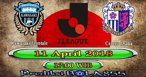 Prediksi Bola855 Kawasaki Frontale vs Cerezo Osaka 11 April 2018