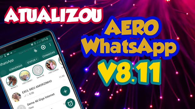 Update Download WhatsApp Aero Versi Terbaru 8.11